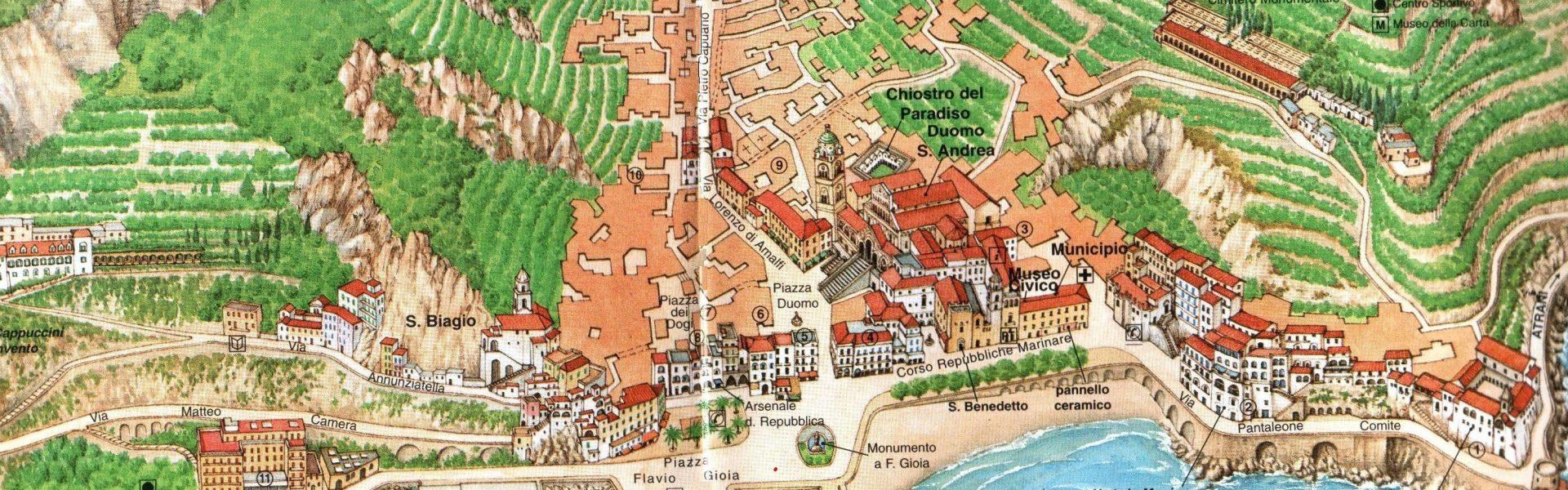 1   Visit of Amalfi (half a day) – L'Antico Convitto